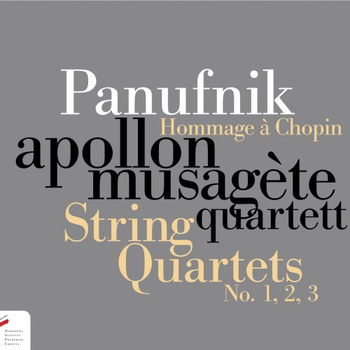 panufnik-string-quartets